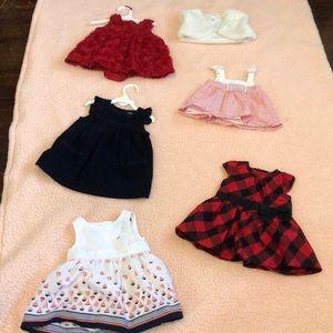 Like new. Baby girl formal  dresses